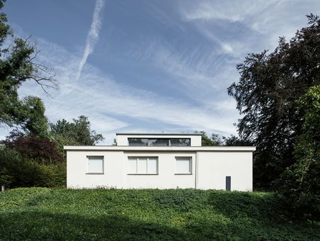 Haus Am Horn / House am Horn (1923), Architekt / architect: Georg Muche