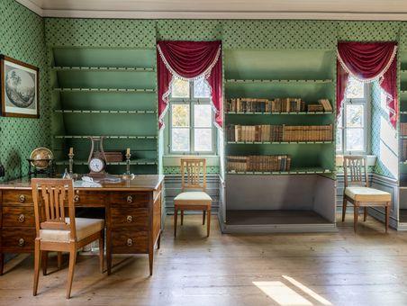schillers wohnhaus museen orte. Black Bedroom Furniture Sets. Home Design Ideas
